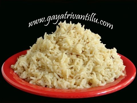 Caramel Rice – Sweet Pulao – Indian Recipes – Andhra Telugu Vegetarian Food Cuisine Vantalu