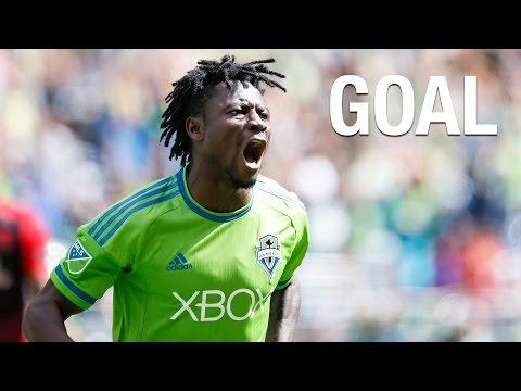 Obafemi Martins Goal Against Portland
