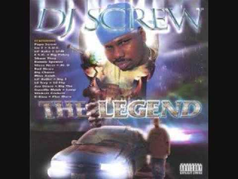 screwed - From The Cd The Legend.