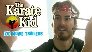 Karate Kid (Kid Movie Trailers)