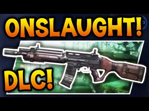 "Call of Duty: Ghosts ""ONSLAUGHT"" Map Pack 1 – NEW GUNS, Extinction & MORE! – (COD Ghost DLC)"