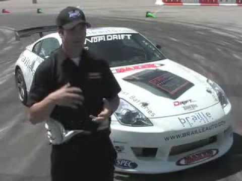 NOPI Drift Series Driver Blake Fuller Utilizes Vortech Superchargers