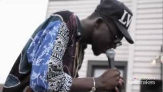 "Theophilus London - ""Wine & Chocolates"" Billboard Tastemakers Session"