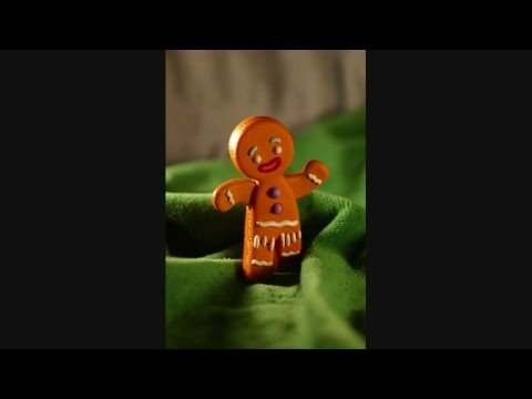 Gingy, The Gingerbread Man