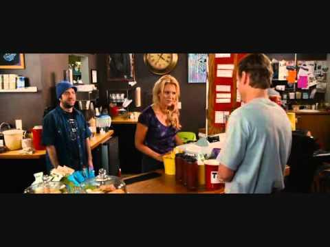 Hall Pass coffee shop scene