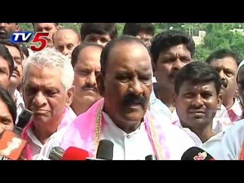 TRS Celebrates Telangana Liberation Day : TV5 News