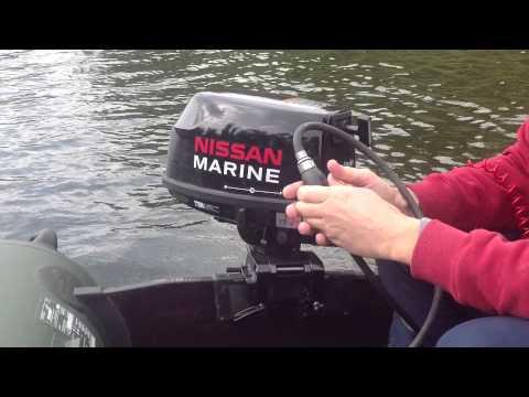 проверка лодочного двигателя