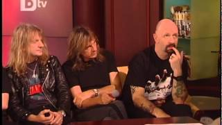 Judas Priest - Live from Slavi show, BTV 17/06/2004