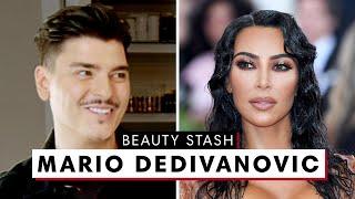 Video Kim Kardashian's Makeup Artist Mario Dedivanovic's MAJOR Beauty Stash | Harper's BAZAAR MP3, 3GP, MP4, WEBM, AVI, FLV September 2018