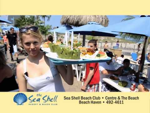 Sea Shell Beach Club 2012