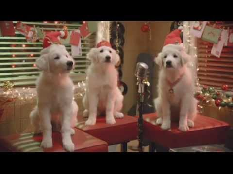 Santa Paws 2 The Santa Pups christmas song.