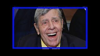 Jerry lewis dead at the age of 91.