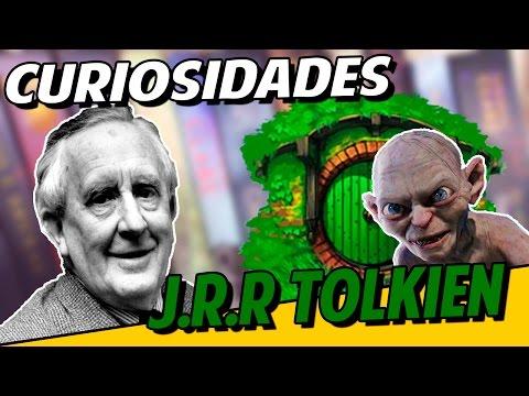 Livro Aberto | Curiosidades sobre J.R.R. Tolkien