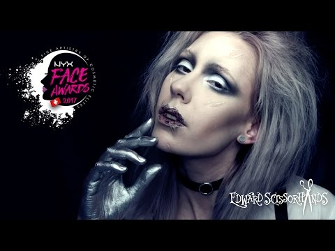 ∆ Switzerland NYX Professional Makeup FACE AWARDS 2017 | TOP 20 - COMICS COSPLAY | Harlequin' Girl (видео)