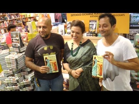 Vishal Dadlani launches Pratima Kapur's novel Tapestry by Leadstart Publishing