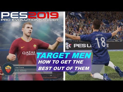PES 2019 | TARGET MEN - How To Get The Best Out Of Them!