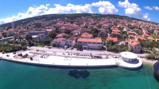Brac Island Croatia  City new picture : Croatia Supetar Island of Brac overflight with x380