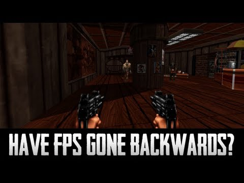 totalbiscuit - TotalBiscuit brings you an exposé on the current state of first person shooters in comparison to older games in the genre. Follow TotalBiscuit on Twitter: ht...