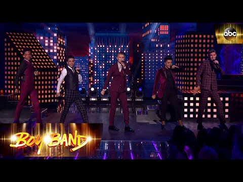 Maxed Performance – Can't Take My Eyes Off Of You | Boy Band (видео)