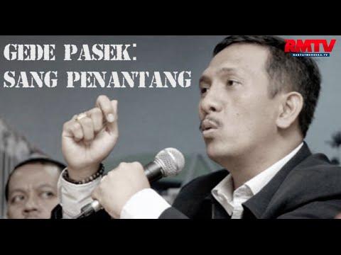 Gede Pasek: Sang Penantang