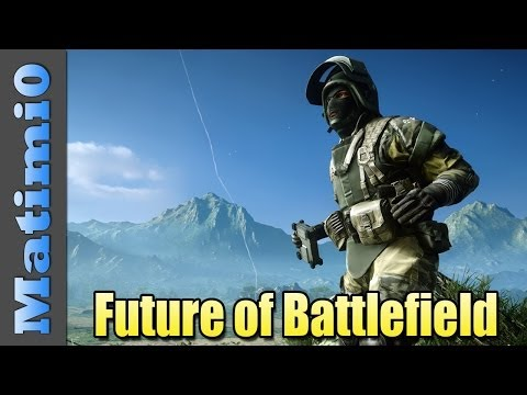 Future of Battlefield & New Gadgets – Sunday Mailbox – Battlefield 4