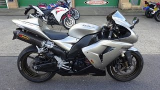 5. 2006 Kawasaki ZX10R Ninja for sale