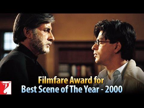 Filmfare Award for Best Scene of The Year - 2000 - Mohabbatein