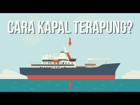 Download Video Bagaimana Kapal Berat Dapat Terapung?