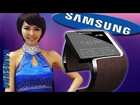 Samsung wearable computers, Google Glass and iWatch to go head-to-head