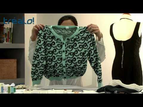 Abalorios - Kréalo: Decora tu ropa con Swarovski