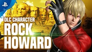 THE KING OF FIGHTERS XIV -  Rock Howard Trailer   PS4