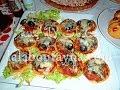 mini pizza de r�gime au son de ble