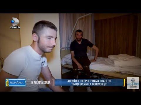 Asta-i Romania! (13.08.2017) - Drama fratilor, tinuti sclavi la Berevoiesti! Editie COMPLETA (видео)