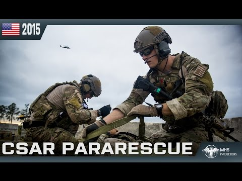 """CSAR Pararescue 