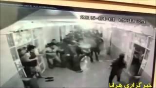 درگیری زندانیان در زندان عادل آباد شیراز