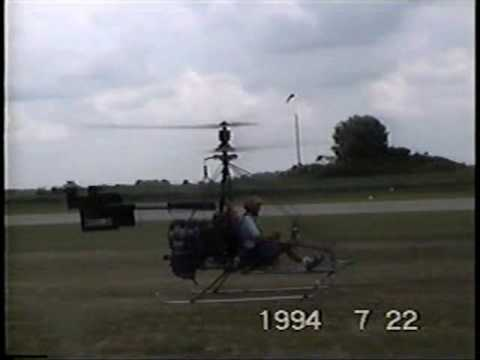The Nolan Coaxial Helicopter, 1994