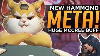 Overwatch: Hammond Meta Discussion - New Era of McCree!