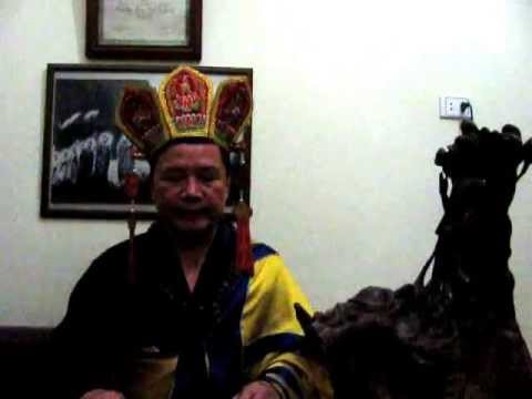 Nhà ngoại cảm - Chuyên gia phong thủy Trần Ngọc Kiệm: Hướng dẫn cách tự tìm mộ thất lạc