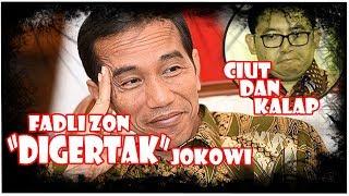 Video Ciut Dan K4l4p? Fadli Zon Kena G3rt4k Presiden Jokowi! MP3, 3GP, MP4, WEBM, AVI, FLV Agustus 2018