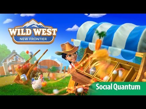 Wild West: New Frontier - Walking around rancho