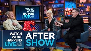 Video After Show: Dorinda Medley On The Comments About Her Drinking | WWHL MP3, 3GP, MP4, WEBM, AVI, FLV Agustus 2018