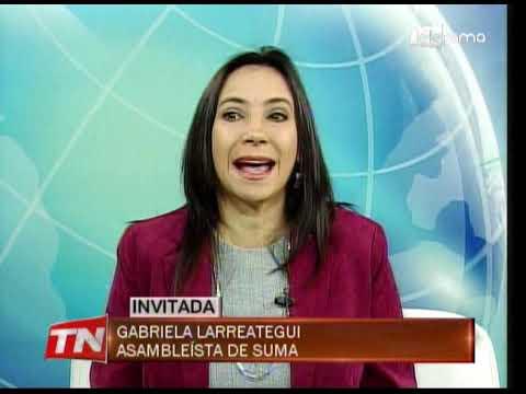 Gabriela Larreategui