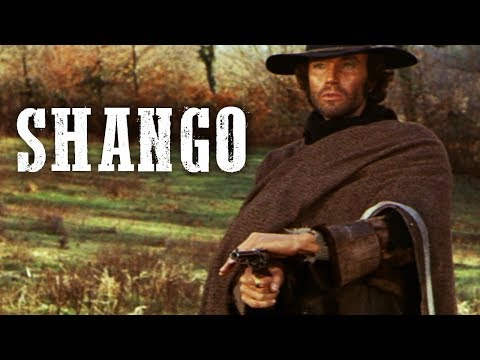 Shango | WESTERN MOVIE | HD | English | Full Length | Spaghetti Western | Full Movies