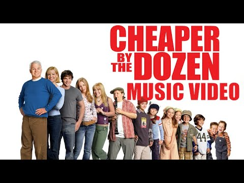 Cheaper By The Dozen (2003) Music Video