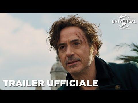 Preview Trailer Dolittle, trailer ufficiale italiano