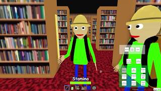 Baldi's Basics Field Trip 3D #2