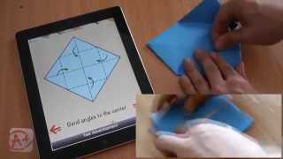 Origami Instructions Free YouTube video