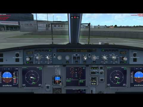 aerosoft - Froogle embarks on a 2 part look at the brand new Airbus X Extended from Aerosoft, prepping the aircraft for a flight from London Heathrow to Zurich. Also in...