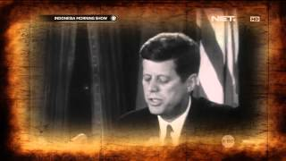 Today's 22 November 1963 John Kennedy meninggal dunia - IMS