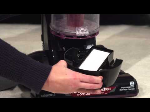 Cleaning Filters - CleanView Vacuum with OnePass Technology 9595
